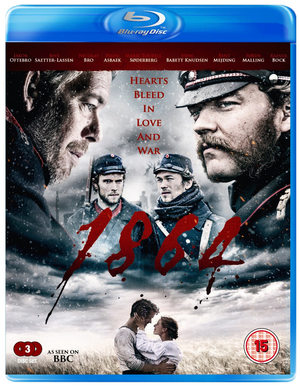 1864 (2014) (Blu-ray) (Retail / Rental)