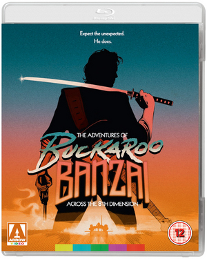 The Adventures of Buckaroo Banzai Across the 8th Dimension (1984) (Blu-ray) (Retail / Rental)