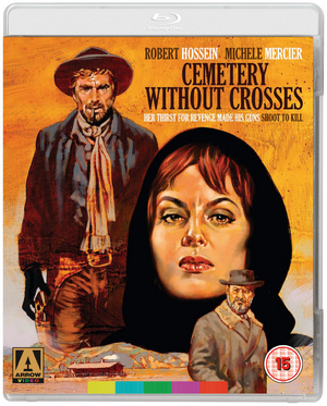 Cemetery Without Crosses (1969) (Blu-ray) (with DVD - Double Play) (Retail Only)