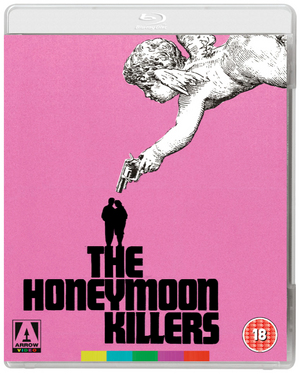 The Honeymoon Killers (1969) (Blu-ray) (with DVD - Double Play) (Retail / Rental)