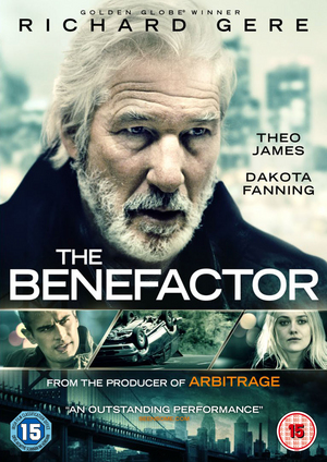 The Benefactor (2015) (Retail / Rental)
