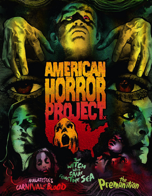 American Horror Project: Volume 1 (1976) (Blu-ray) (+ DVD (Limited Edition Box Set)) (Retail Only)