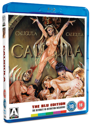 Caligula: Uncut Edition (1979) (Blu-ray) (Special Edition) (Retail / Rental)