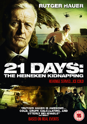 21 Days - The Heineken Kidnapping (2011) (Retail / Rental)