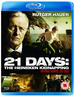 21 Days - The Heineken Kidnapping (2011) (Blu-ray) (Retail / Rental)
