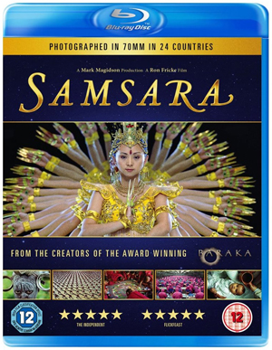 Samsara (2011) (Blu-ray) (with DVD - Double Play) (Retail / Rental)