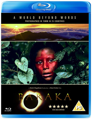 Baraka (1992) (Blu-ray) (Retail / Rental)
