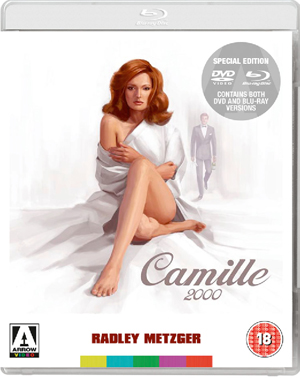 Camille 2000 (1969) (Blu-ray) (with DVD - Double Play) (Retail / Rental)