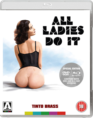 All Ladies Do It (1992) (Blu-ray) (with DVD - Double Play) (Retail / Rental)