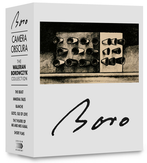 Camera Obscura - The Walerian Borowczyk Collection (1975) (Blu-ray) (With DVD (Limited Edition) - Double Play) (Pulled)