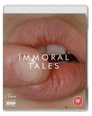 Immoral Tales (1974) (Blu-ray) (with DVD - Double Play) (Retail / Rental)