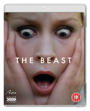The Beast (1975) (Blu-ray) (with DVD - Double Play) (Retail / Rental)