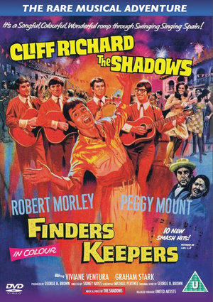 Finders Keepers (1967) (Retail / Rental)