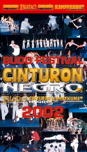 Budo Festival: Cinturon Negro - 2002 (Retail / Rental)