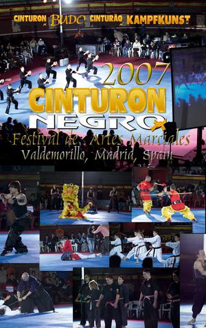 Budo Festival: Cinturon Negro - 2007 (Retail / Rental)