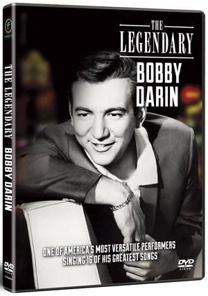 Bobby Darin: The Legendary Bobby Darin (Retail / Rental)