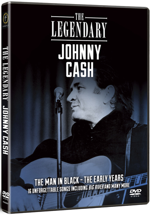Johnny Cash: The Man in Black - The Early Years (2005) (Retail / Rental)