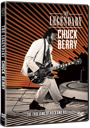 Chuck Berry: The True King of Rock and Roll (1969) (Retail / Rental)