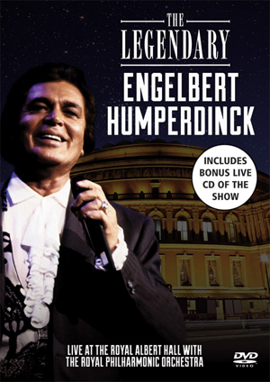 Engelbert Humperdinck: Live at the Royal Albert Hall (2001) (with CD) (Retail / Rental)
