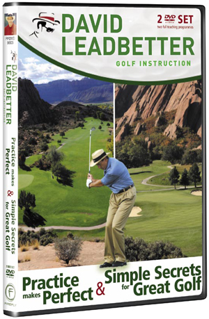 David Leadbetter: Practice Makes Perfect/Simple Secrets for ... (Retail / Rental)