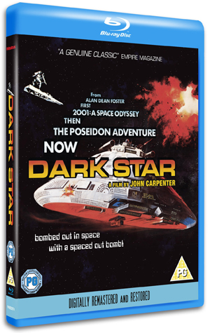 Dark Star (1974) (Blu-ray) (Retail / Rental)