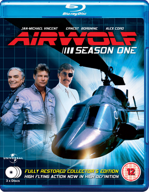 Airwolf: Series 1 (1984) (Blu-ray) (Box Set) (Retail Only)