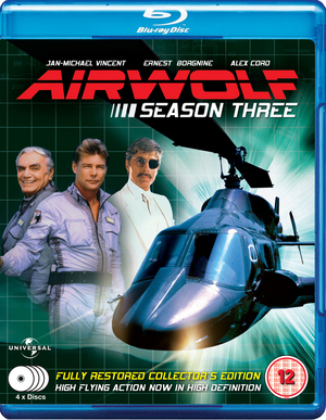 Airwolf: Series 3 (1986) (Blu-ray) (Box Set) (Retail Only)