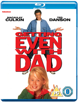 Getting Even With Dad (1994) (Blu-ray) (Retail / Rental)