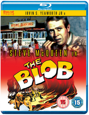 The Blob (1958) (Blu-ray) (Retail / Rental)