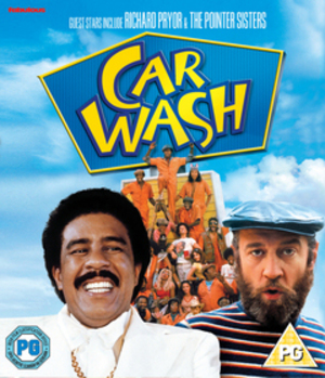 Car Wash (1976) (Blu-ray) (Retail / Rental)