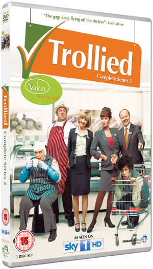 Trollied: Series 2 (2012) (Retail Only)