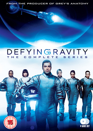 Defying Gravity: The Complete Series (2009) (Retail / Rental)