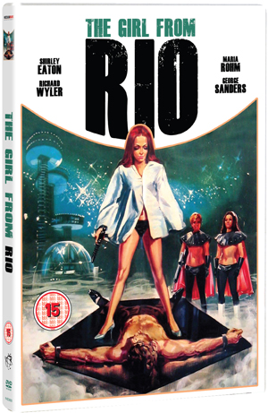 The Girl from Rio (1969) (Retail / Rental)