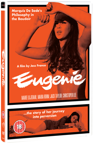 Eugenie (1969) (Retail / Rental)