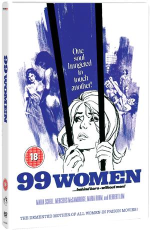 99 Women (1969) (Retail / Rental)