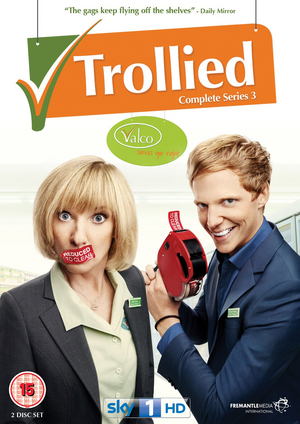 Trollied: Series 3 (2013) (Retail Only)