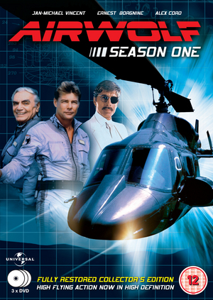 Airwolf: Series 1 (1984) (Box Set) (Retail Only)