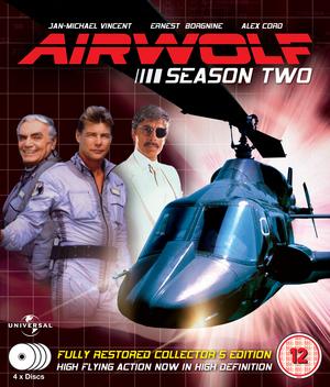 Airwolf: Series 2 (1985) (Box Set) (Retail Only)