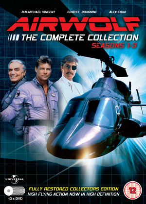 Airwolf: Series 1-3 (1986) (Box Set) (Retail Only)