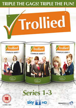 Trollied: Series 1-3 (2013) (Retail Only)