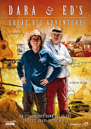 Dara and Ed's Great Big Adventure (2015) (Retail Only)