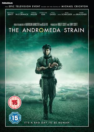 The Andromeda Strain (2008) (Retail / Rental)