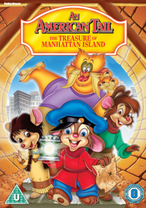 An American Tail 3 - The Treasure of Manhattan Island (1998) (Deleted)