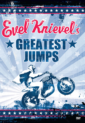 Definitive Story of Evel Knievel - Greatest Jumps and Stumps (2011) (Retail / Rental)