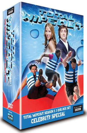 Total Wipeout: Season 5 - Celebrity Special (2012) (Retail / Rental)