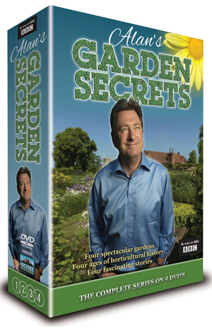 Alan Titchmarsh: Alan's Garden Secrets - The Complete Series (2012) (Retail / Rental)