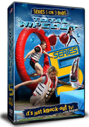 Total Wipeout: Season 5 (2012) (Retail / Rental)