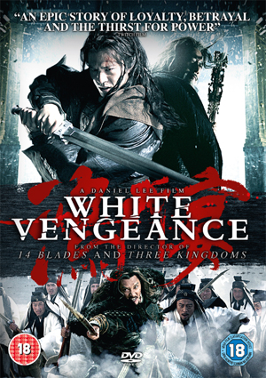 White Vengeance (2011) (Retail / Rental)