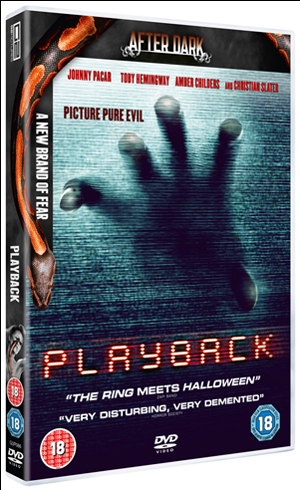 Playback (2012) (Retail / Rental)