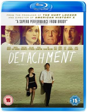 Detachment (2011) (Blu-ray) (Retail / Rental)